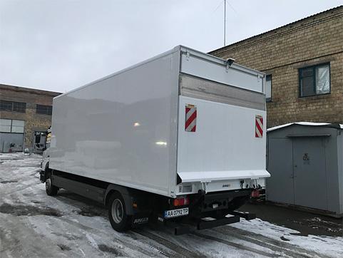 доставка вантажів в Європу