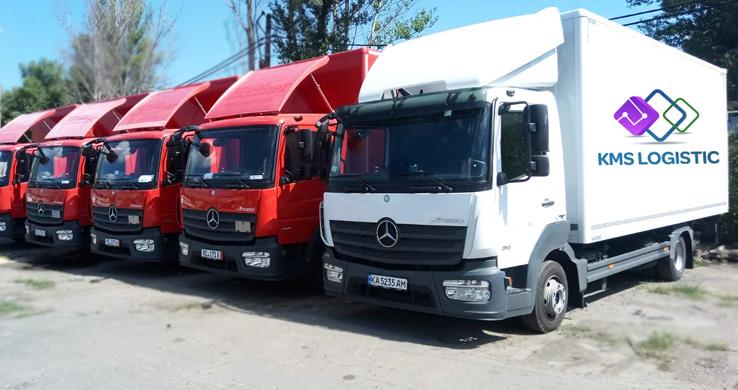 Доставка грузов в Европу автотранспортом