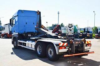 Перевозка грузов в Европу автотранспортом