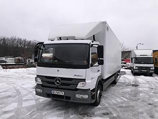 Автоперевезення вантажів в Європу