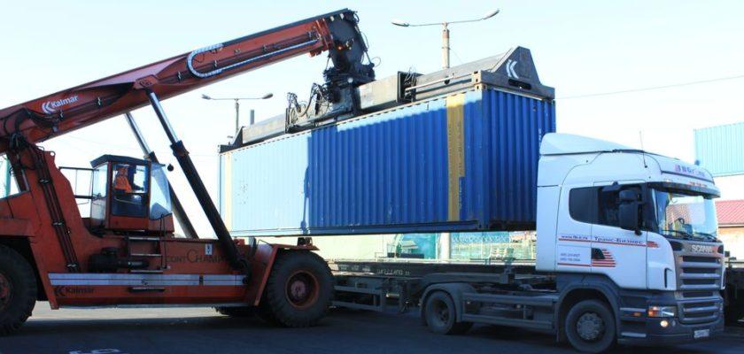 Доставка грузов Киев-Одесса автомобильным транспортом.