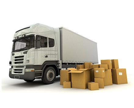 Замовлення вантажоперевезення автомобільним транспортом