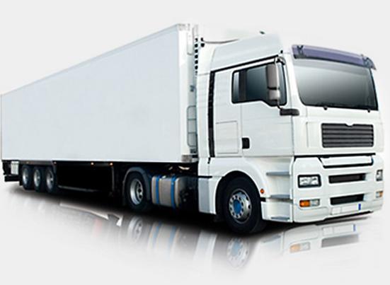 Автоперевезення вантажів, схема роботи